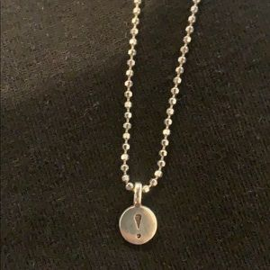 Alex Woo Exclamation Point ! Necklace